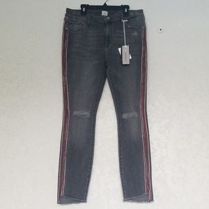 Madison ripped jeans size 14/32 NWT
